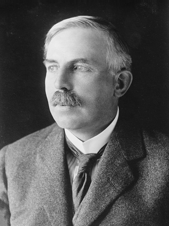 A Portrait of Ernest Rutherford