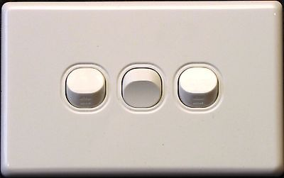 Image of Three Light Switches
