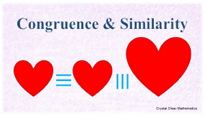 Thumbnail of Poster showing congruency and similarity in a very simple way.